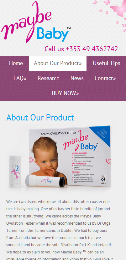 MaybeBaby-About-our-Product