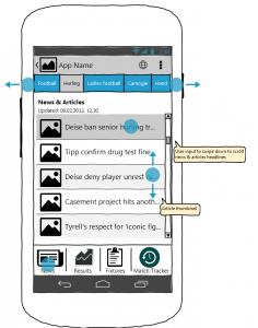 WireframeSketcher navigation example