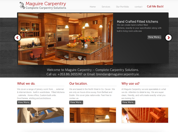 website design cavan